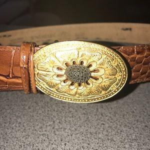 Judith Jack leather belt